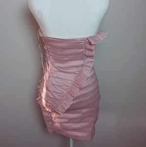 City Triangles Dresses - City Triangles Strapless Dress-Size 7 (NWOT)